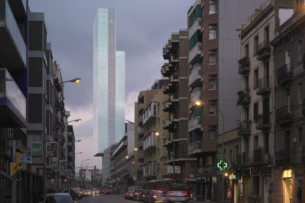 Hôtel ME Barcelone