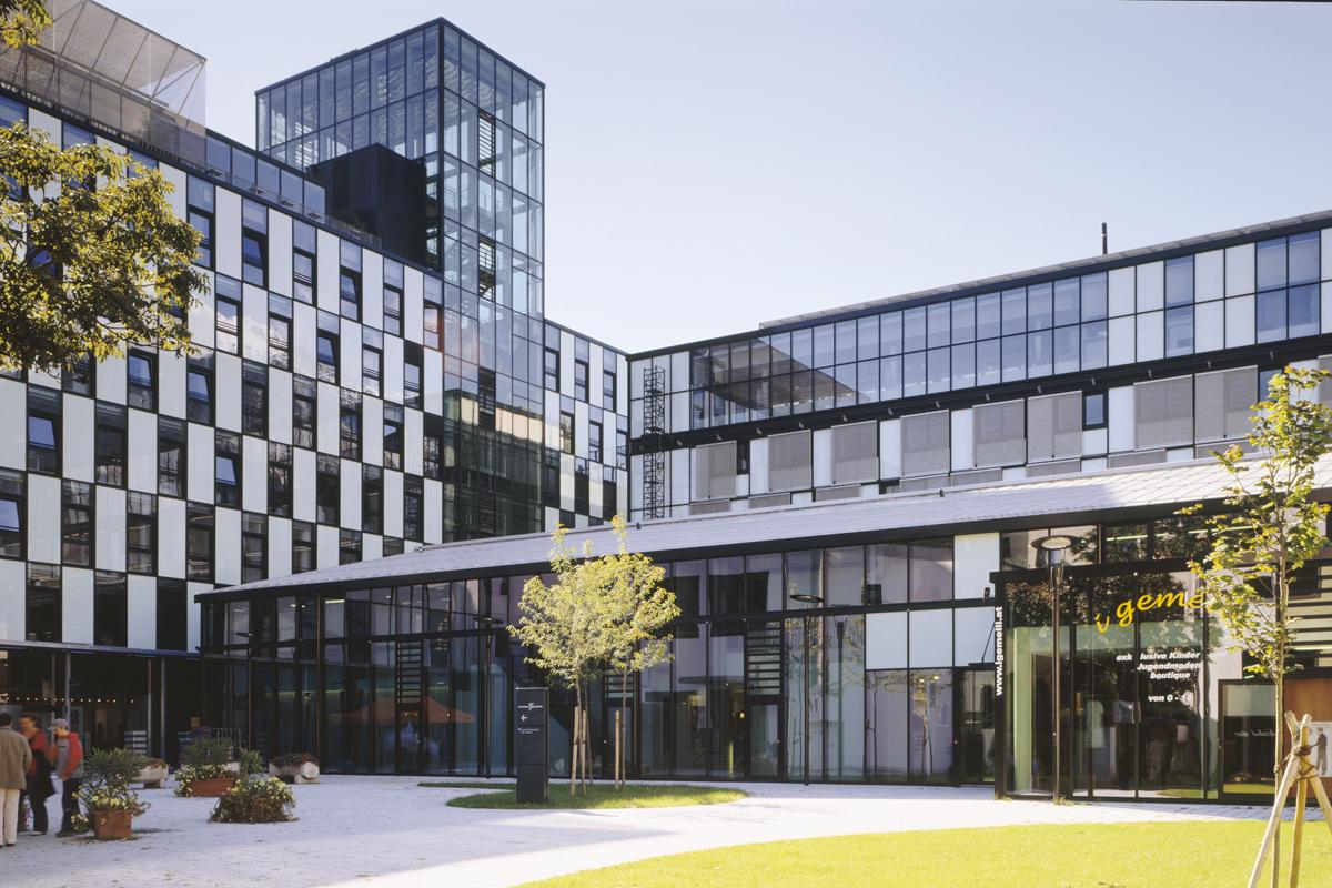 Dominique perrault architecture innsbruck town hall for Designhotel innsbruck