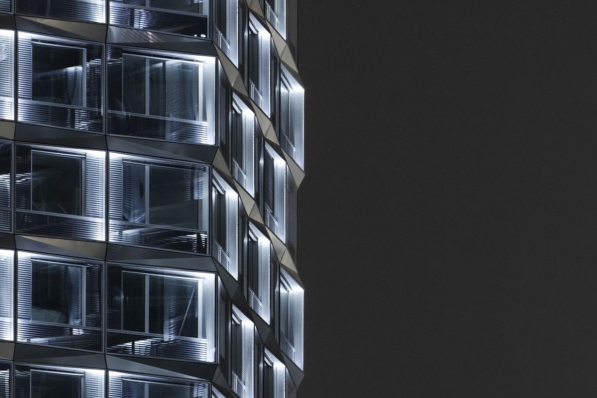 Dominique Perrault Architecture Refurbishment Of The Pont De S Vres Towers Citylights