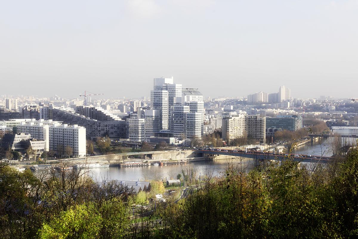 REHABILITACIÓN de las torres del pont de sèvres - CityLights