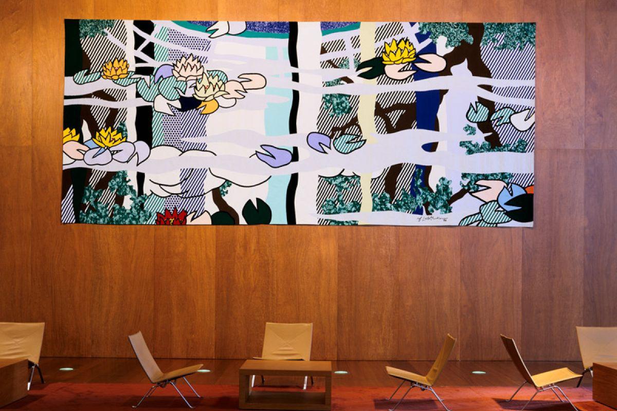Bibliothèque nationale de France - œuvres d'art